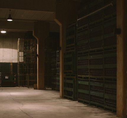 interior bodegas Mastinell