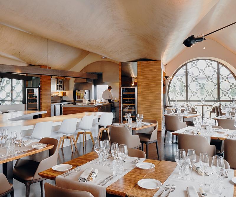 espacio gastronómico