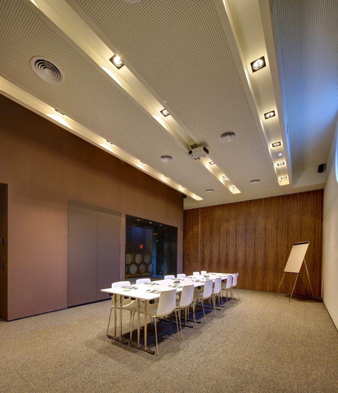 perspectiva salón para eventos