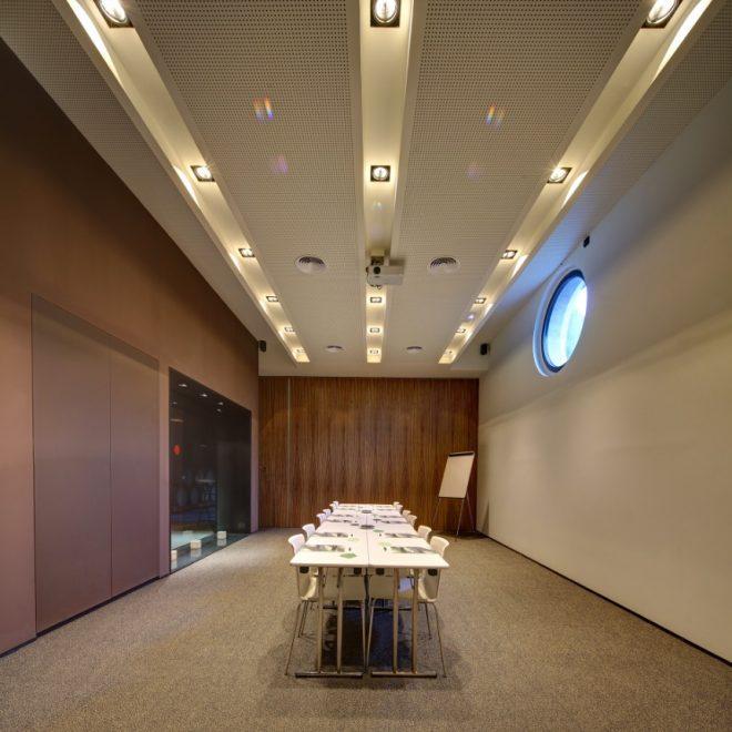sala de eventos ampliable Mastinell hotel con bodega
