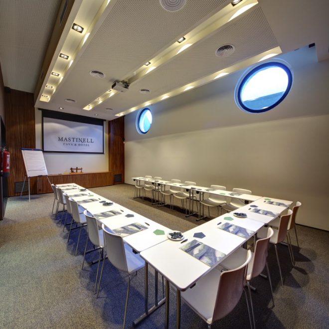 detalles sala para eventos