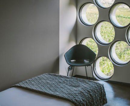 vistas habitación individual Mastinell hotel con bodega