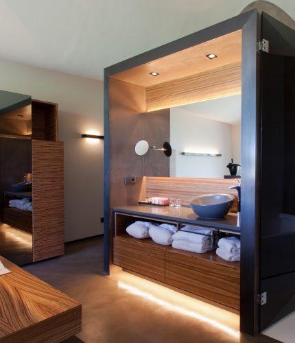 detalles baño habitación premium doble