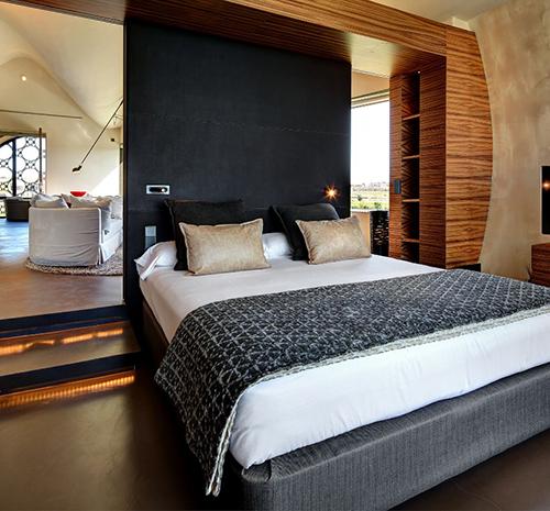 habitación hotel Mastinell