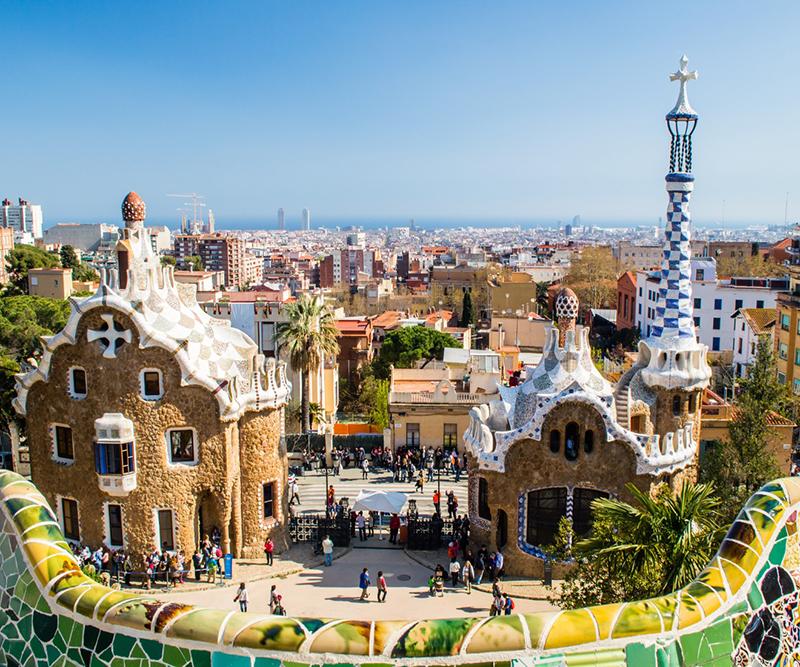 Gaudí inspiración