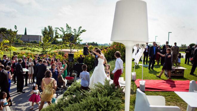 eventos en terraza Mastinell - boutique hotel con bodega