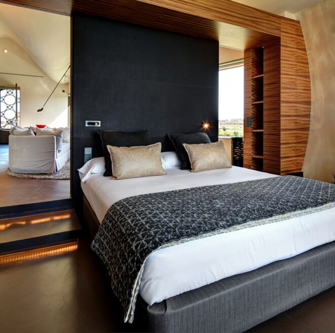 cama suite deluxe hotel Mastinell